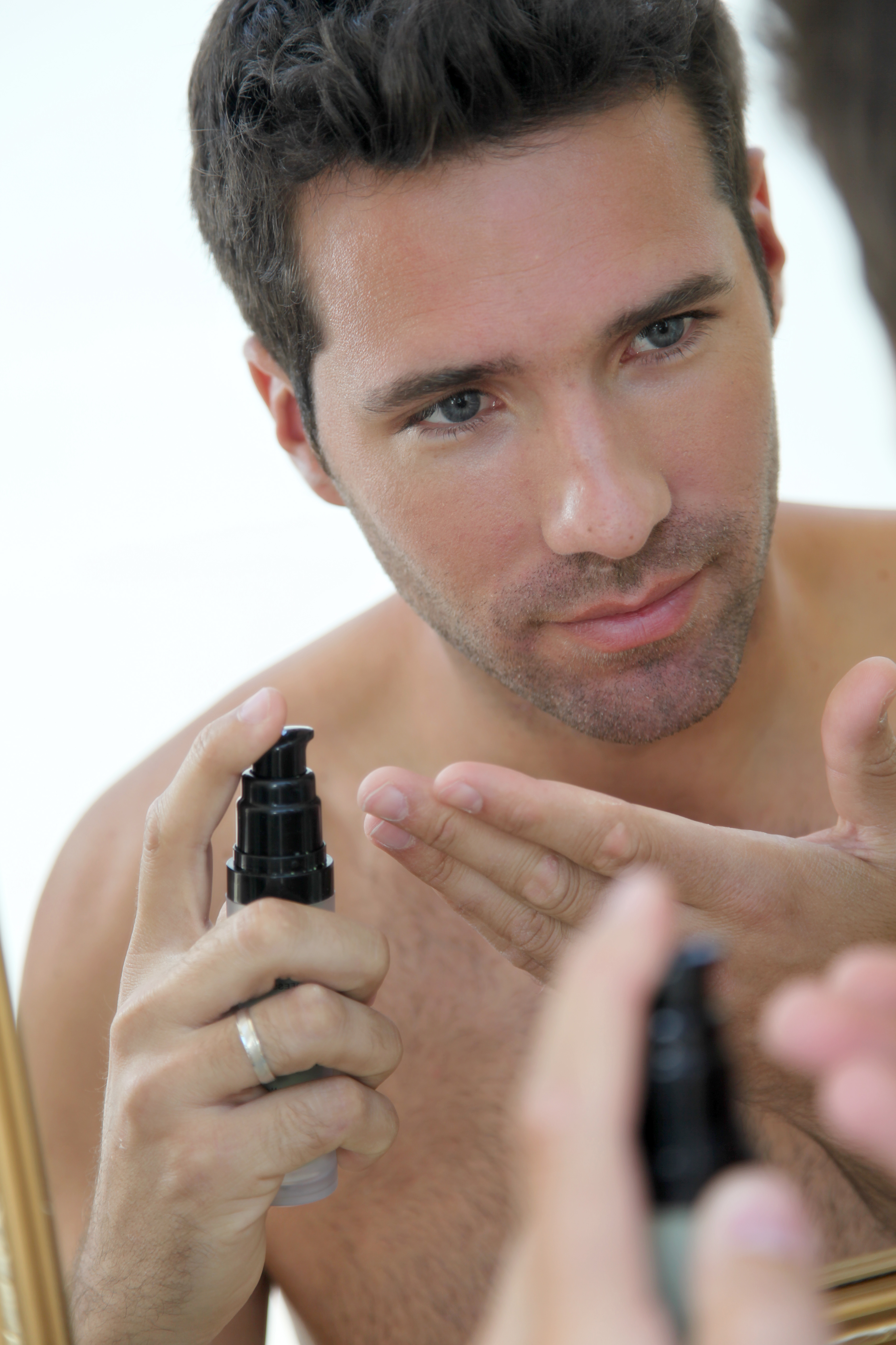 man skin-care