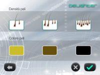 macchina depilazione definitiva laser al diodo Delighter